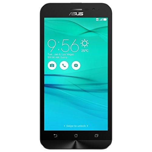 "Asus ZenFone Go Smartphone, Display 5"", 16 GB, Dual SIM, Nero [Italia]"