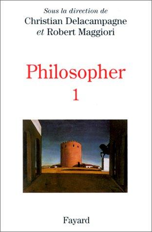 Philosopher, tome I : Les Intrrogations contemporaines. Matriaux pour un enseignement