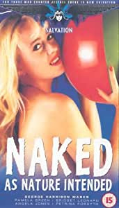 Naked - As Nature Intended [VHS]