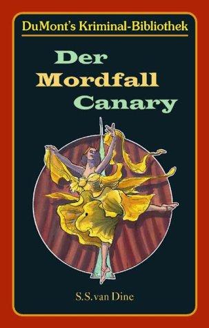 Preisvergleich Produktbild Der Mordfall Canary, Sonderausgabe