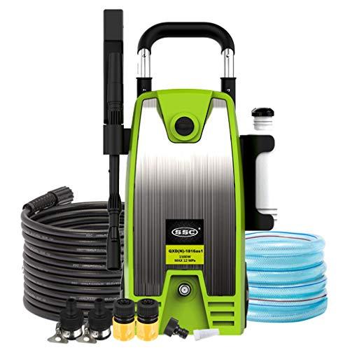 Hochdruckreiniger, Haushalt 220 V Hochdruck-Autowaschmaschine selbstansaugende Autowaschpumpe Bürstenautopistole Reinigungsmaschine