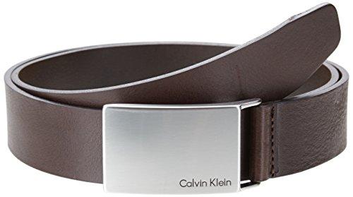 Calvin Klein Jeans Mino Plaque Belt - Ceinture - - Uni-Homme