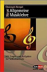 Allgemeine Musiklehre: Mit Fragen und Aufgaben zur Selbstkontrolle (SerieMusik)