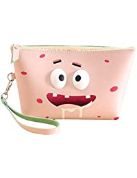 Oytra Pouches | Multipurpose Travel Pouch | Cosmetic Makeup Pouch (Greedy 3D Eyes Design)