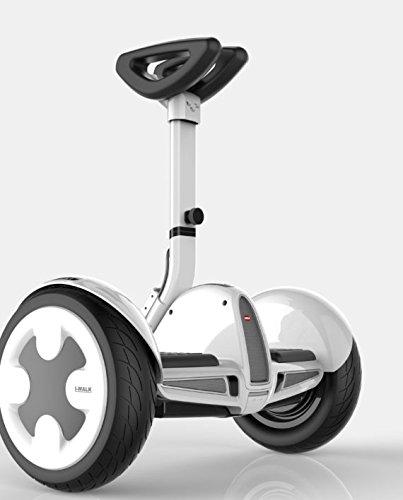 I-WALK Pro Robot monociclo eléctrico con brazo largo (Blanco)