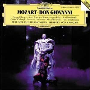 Mozart: Don Giovanni (Querschnitt) [italienisch ]