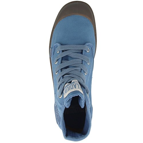 Mens Di Palladio Pampa Hi High Sneaker Capitani Blu-gomma Scura (02352-405)