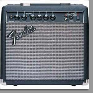 fender frontman 15g amp musical instruments. Black Bedroom Furniture Sets. Home Design Ideas