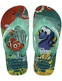 Gemusterte Havaianas Zehentrenner Mädchen/ Junge Nemo E Dory