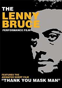 Lenny Bruce: Performance Film [DVD] [2005] [Region 1] [US Import] [NTSC]