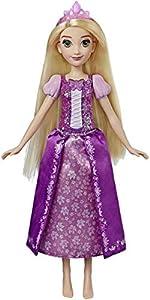 Hasbro Disney Rapunzel E3149RG2 - Muñeca Musical con Parte Superior Luminosa