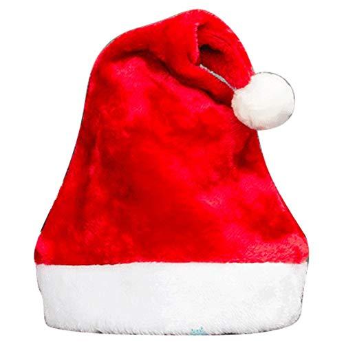 ARAUS Mütze Weihnachtsmütze Winter Warm Nikolausmütze Xmas Kinder und ()