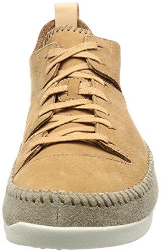 Clarks Originals Trigenic Flex Herren Sneakers Braun
