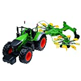 332PageAnn Rc Ferngesteuerter Traktor Spielzeug Kippenanhänger - Simulationsfahrzeug Anheben Geburtstagsgeschenk