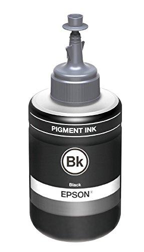Preisvergleich Produktbild 1x Original Epson Tintenpatrone T7741 für Epson Ecotank ET 4550 - BLACK - Leistung: ca. 6000 Seiten/5% -