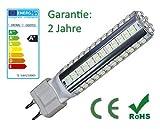 LED Leuchtmittel G12-15, 15 Watt, G12 Sockel, 1600 Lumen, Warmweiss