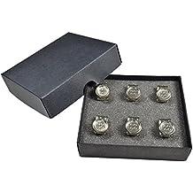 cb5e187c661c Amazon.es: tirantes para botones - Gris