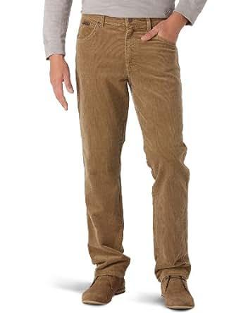 Wrangler - Texas - Jeans - Droit/Regular - De Couleur - Homme - Beige (Cub) - W32/L34