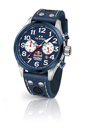 TW Steel Red Bull Armbanduhr TW980 mit Lederarmband