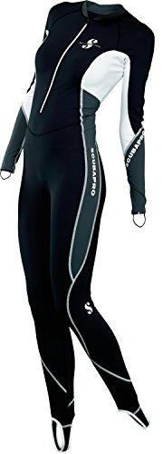Scubapro UPF-50 Steamer - Skin Suit Overall Damen, Farbe:schwarz, Größe:XL