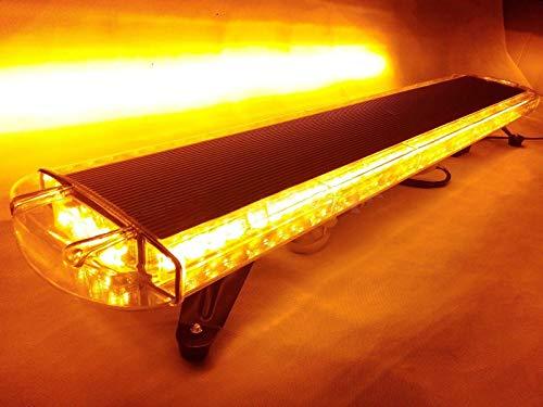 1400 cm 104 LED Complété Lot d'urgence avertissement de voiture dépanneuse Plough réponse Strobe Light bar Ambre
