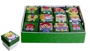 Disok Set 12 cajitas Infantiles Joker, Multicolor (3029)