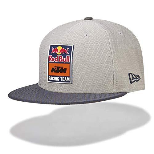 2019 RB K T M Racing MotoGP MX Flatbrim Cap Grey New Era 9Fifty Hex Era