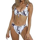 Luckycat Tops de Bikini Trajes de Baño Mujer 2018 Sexy Push-up Acolchado Bra Bikini Verano Trajes de Baño