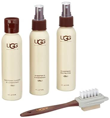 UGG Unisex - Adults 510 Protecting Spray - Fur Beige EU