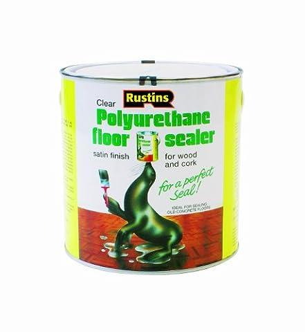 Rustins PSFS2500 2.5L Poly Floor Seal Satin