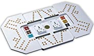 Jackaroo 4/6 player (White Leather)