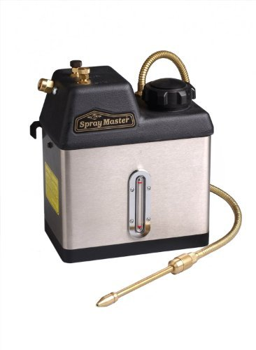 Trico 30548 304 Stainless Steel Reservoir Spraymaster System with 1 Line, 1 Gallon Capacity, 8-3/8 Width x 9-3/8 Height x 5-1/4 Depth by Trico 9.375