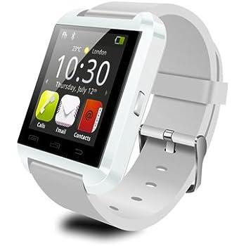 vktech u8 bluetooth smartwatch handy uhr f r android. Black Bedroom Furniture Sets. Home Design Ideas