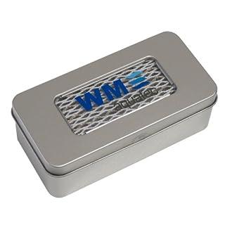 WM aquatec STSN-200 Trinkwasserkonservierung SilberNetz bis 250 Liter Tankgröße