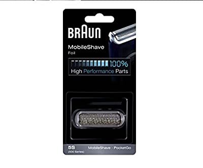 Braun Razor Replacement Foil not Cutter Cassette M90 M60 P40 P50 P60 P70 P80 555 575---5S
