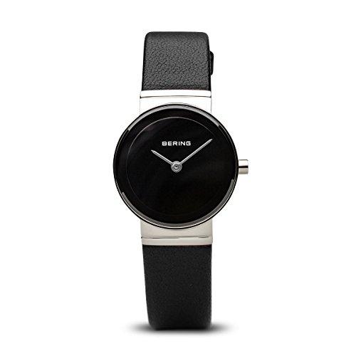 BERING Damen-Armbanduhr Analog Quarz Leder 10126-402