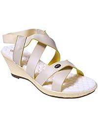 GNX Designer Wedges Heels Fashion Sandal For Women
