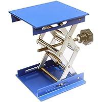 "Ascensor cuadros 4x 4""Aluminio Micro Lift cuadros plataformas mecanismo de tijeras lab-lifting"