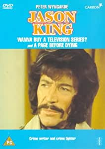 Jason King: Wanna Buy A Television Series?/A Page Before Dying [DVD] [1971]