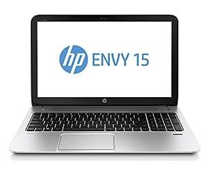 "HP Envy 15-j151nf PC portable 15"" Argent (Intel Core i7, 8 Go de RAM, disque dur 750 Go, NVIDIA 2 Go, Windows 8.1)"