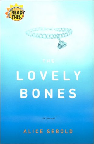 Book cover for The Lovely Bones