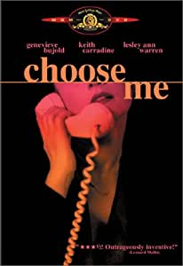 Choose Me [Import USA Zone 1]