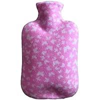 Riosupply 2000Ml große One Side Fleece-Tuch-Heißwasser-Flaschen-Abdeckung preisvergleich bei billige-tabletten.eu