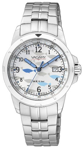 Vagary by Citizen Boy & Girl IE7-810-11 - Orologio da polso Unisex Bambini