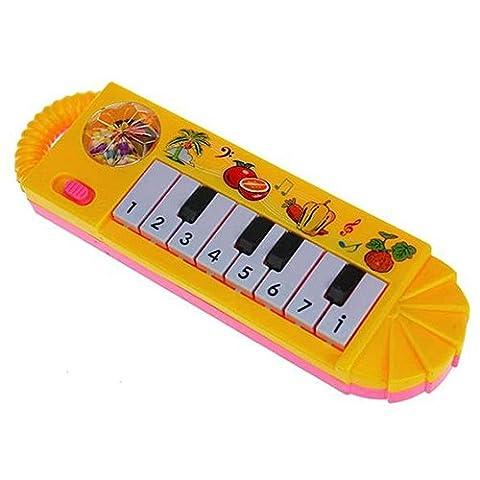 Seguryy Jouets éducatifs Mini Piano pour bébé enfant
