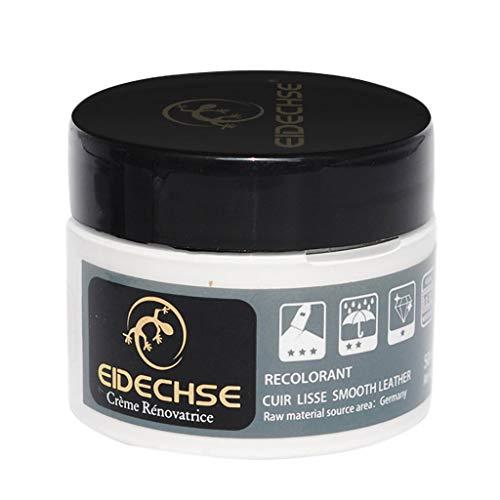 creme Farbreparaturpaste Schuhcreme Lederpolitur Farbmittel Beize Wachs (C) ()