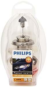 Coffret d'ampoules H4 Vision +30% PHILIPS (55473EKKM)