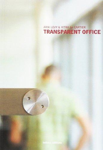 Preisvergleich Produktbild TRANSPARENT OFFICE. Arik Levy et Vitra pour Cartier