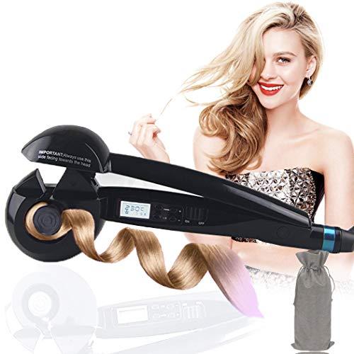 Boucleur Curl Secret Ionique Boucler Céramique Professional Automatique Cheveux Curling Styling Outil LCD Affichage...