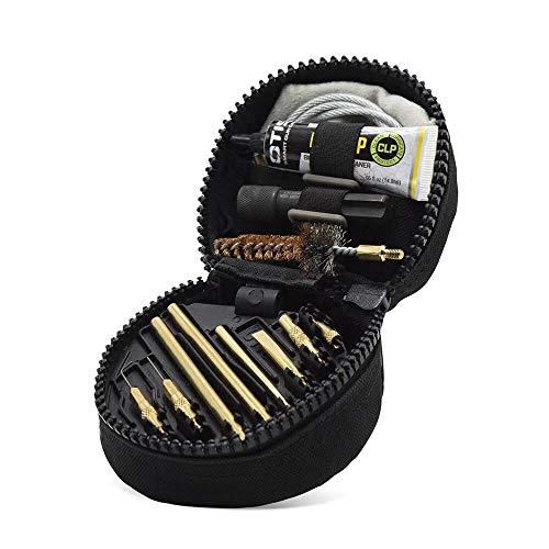 Otis Modern Sporting Gewehr & AR Reinigung System, Unisex, FG-556-MSR BX, schwarz (Kompaktes Gewehr-reinigungs-kit)